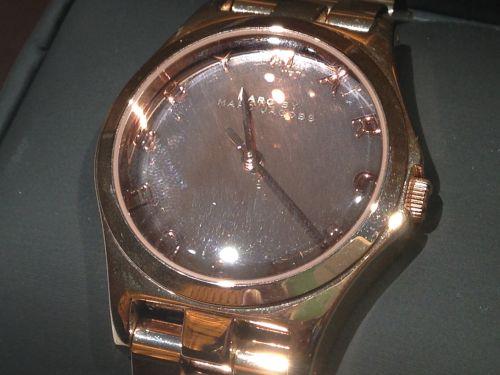 マークバイマークジェイコブズ (MARC BY MARC JACOBS) 時計 レディースウォッチ ステンレス