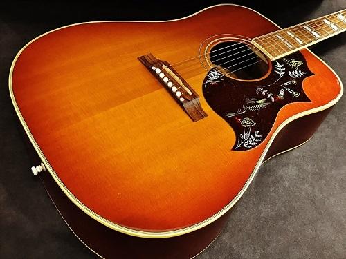 Gibson ギブソン Hummingbird ハミングバード 買取