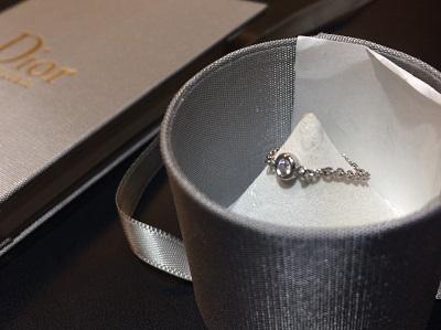 クリスチャンディオール(Christian Dior)ミミウィリング 丸の内 日比谷 銀座 東京