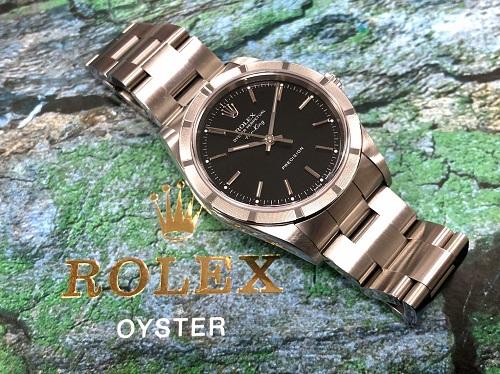 ロレックス(ROLEX) エアキング 14010M SS 腕時計買取 京都大宮店