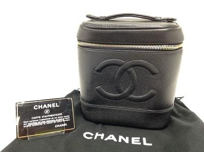 シャネル(chanel)バニティバッグ 銀座 買取 ブランドバッグ 東京 東銀座 日比谷