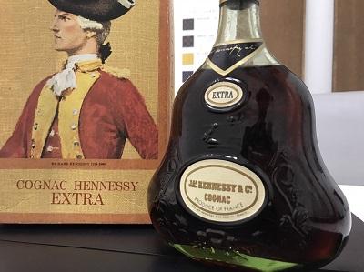 HENNESSY EXTRA ヘネシー JA'sヘネシー グリーンボトル ブランデー お酒 高価買取 出張買取