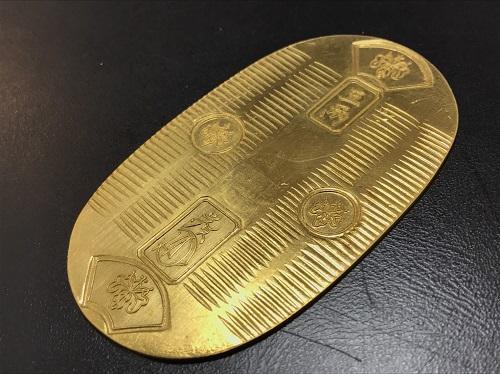 小判 純金 K24 50.0g 貴金属 ゴールド 京都大宮店