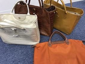 Longchamp ロンシャン バッグ 宅配買取 ブランド買取