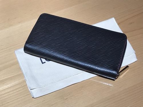 ルイ・ヴィトン(LOUIS VUITTON) ジッピー・ウォレット エピ M64838 新品 四条 買取