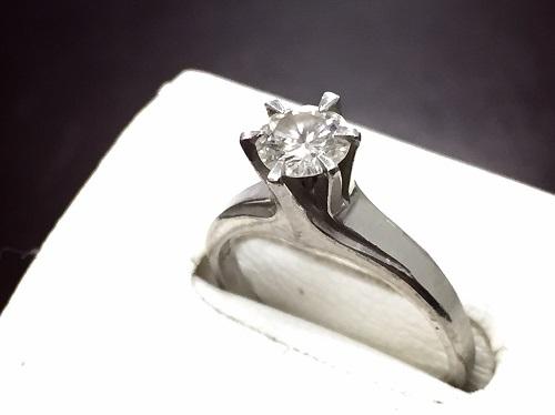 ダイヤモンドリング PM900 ダイヤ0.53カラット 宝石買取