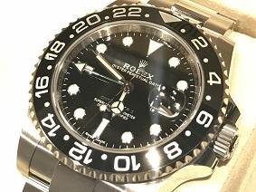 ROLEX ロレックス GMTマスター2 Ref.116710LN 時計買取 福岡 ロレックス買取 天神 博多 大名 赤坂 薬院