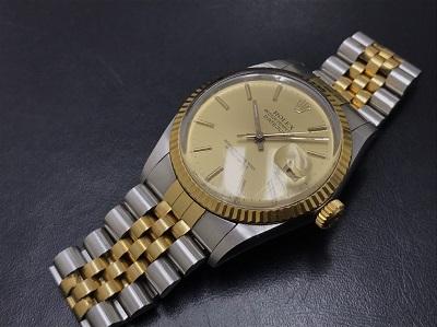 ROLEX ロレックス買取り デイトジャスト Ref.16013 腕時計 高価買取 七条店