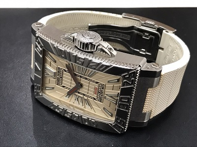 ROGER DUBUIS ロジェ・デュブイ買取り シーモア 888本限定 腕時計 本体のみ 高価買取 七条店