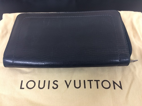 ルイヴィトン(LOUIS VUITTON)オーガナイザー ユタ 長財布 レザー製品 MARUKA 京都北山店 ヴィトン小物買取りはマルカで!