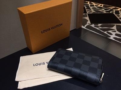 ルイヴィトン(Louis Vuitton)ジッピーコインパース 最高額買取 東京 銀座 GINZASIXから徒歩5分