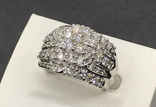 プラチナダイヤモンドリング買取 宝石買取 Pt900 1.54ct ダイヤモンド買取ならMARUKA心斎橋店 大阪難波