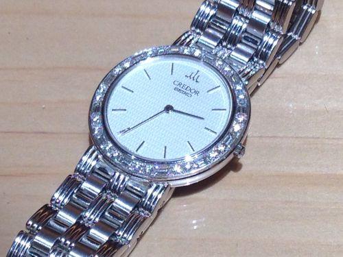 セイコー(SEIKO)買取 クレドール買取 レディースウォッチ 腕時計買取 マルカ(MARUKA)京都四条店 烏丸河原町