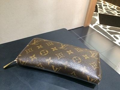 ルイヴィトン(Louis Vuitton) 買取 旧型ジッピーウォレット 買い取り 銀座 東京