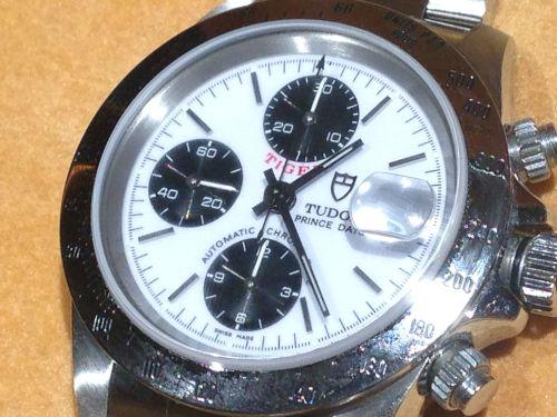 チュードル(TUDOR) クロノタイム タイガー プリンスデイト 79280 メンズウォッチ 腕時計