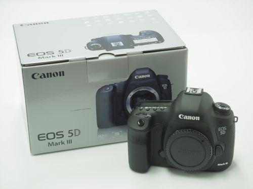 Canon キヤノン EOS 5D MarkIII(3) デジタル一眼レフカメラ ボディ 京都 買取
