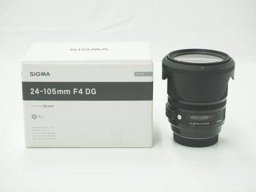SIGMA シグマ 24-105mm F4 DG OS HSM Art アート レンズ買取 京都