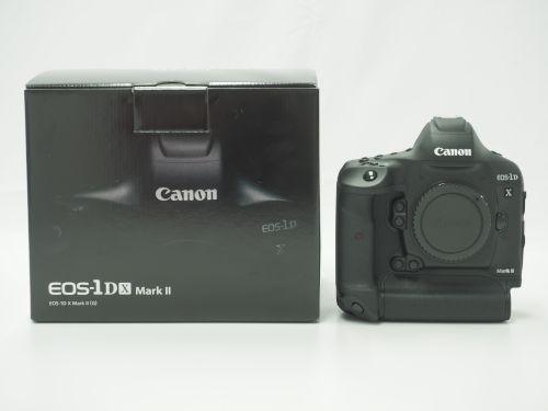 Canon キヤノン EOS-1D X Mark II デジタル一眼レフカメラ 買取 京都