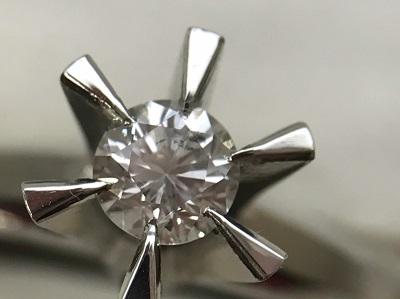 ダイヤモンド買取 リング買取 0.24ct PT850 神戸買取 三宮買取 元町買取