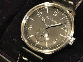 ポールスミス(Paul Smith)買取 時計買取 出張買取 ブランド買取