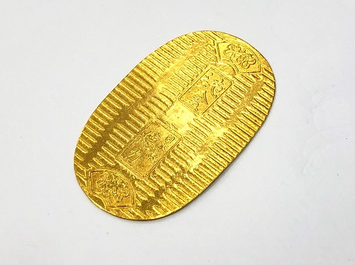 純金小判 K24 24金 金買取 地金買取 貴金属買取 5g 京都大宮・西院