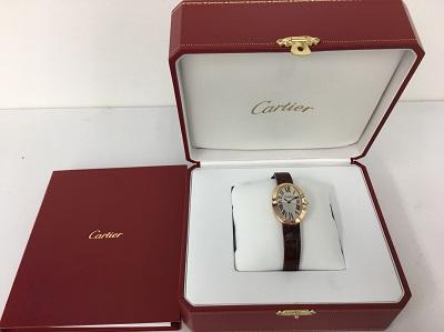 Cartier買取 ベニュワールSM買取 W8000007買取 神戸買取 三宮買取 元町買取
