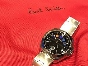 ポールスミス買取 宅配買取 時計買取 Paul Smith ブランド品