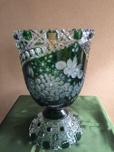 マイセンクリスタル花瓶買取 美術品買取 マルカ(MARUKA)