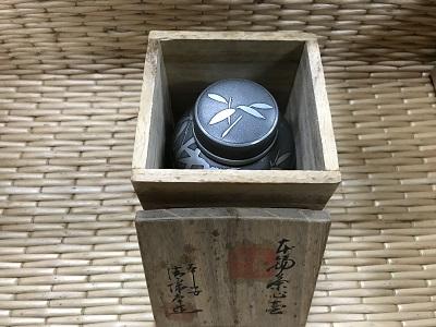 錫 茶筒出張買取 煎茶道具出張買取 茶道具出張買取