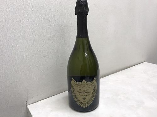 ドンペリニヨン ヴィンテージ 2009 シャンパン買取 お酒買取 京都 大宮 四条 西院