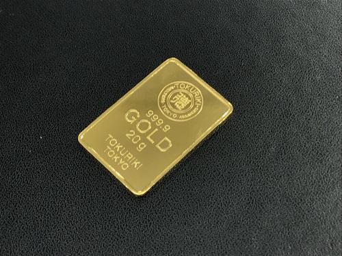 純金インゴット K24 ゴールド 金買取 貴金属買取 インゴット買取 京都 堀川 四条 大宮 西院