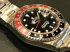 ロレックス買取 福岡 時計買取 天神 博多 大名 本体のみ GMTマスター2 買取 16710