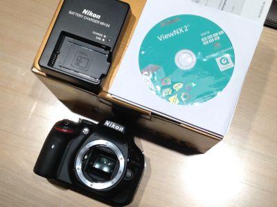NIKON D5200 カメラ買取は東京渋谷のマルカまで!