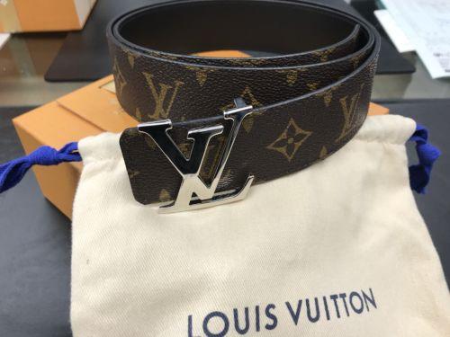 LOUIS VUITTON買取 サンチュール・イニシャル M9821 大阪心斎橋マルカ(MARUKA)
