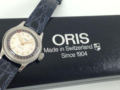 オリス(ORIS)買取 ポインターデイト 時計買取は渋谷のマルカ(MARUKA)へ