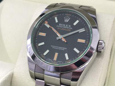 ロレックス ミルガウス買取 時計を心斎橋で売るならMARUKA 116400GV