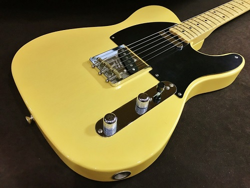 Fender USA ギター 買取 American Vintage 52 Telecaster 買取 京都 中古楽器 リサイクルショップ