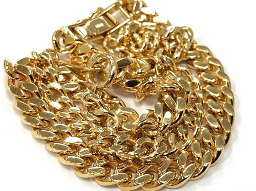 18金ネックレス 喜平 750 ゴールド買取 金買取 貴金属買取 京都 四条 西院 大宮 二条