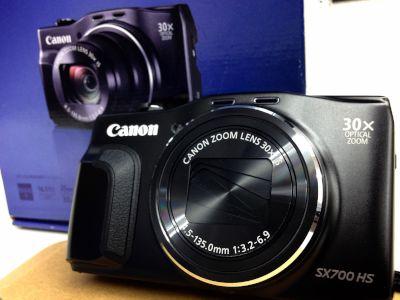 キャノン(CANON) デジカメ SX700HS ブラック マルカ 出張買取 高価買取