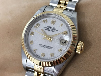 ロレックス デイトジャスト 69173買取 高級時計買取なら神戸三宮のMARUKAへ