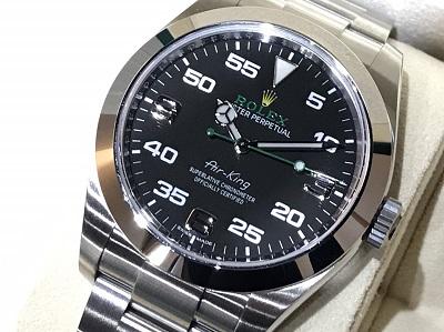 ロレックス買取 エアキング買取 116900買取 時計買取 渋谷 新宿 目黒