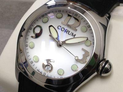 コルム CORUM バブル 腕時計 美品 中古品