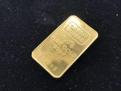 純金インゴット買取 K24 クレディスイス 金を売るなら大阪難波MARUKA心斎橋店