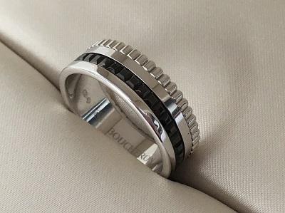 ブシュロン キャトルリング 18金 指輪 買取 ブランドジュエリー買取なら神戸三宮のMARUKAへ