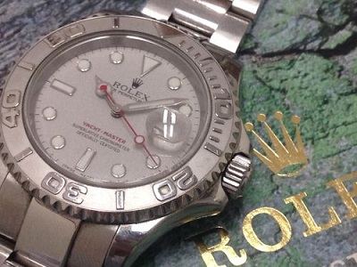 ロレックス 買取 ヨットマスター 16622 高価買取 自動巻き 時計 買取はマルカ(MARUKA)銀座本店
