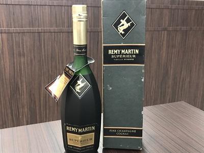 レミーマルタン買取 スペリオール 700ml 古酒 お酒買取 中京区買取 右京区買取 西院買取