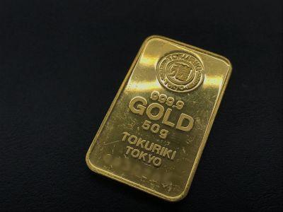 徳力純金インゴット買取 大阪で金を売るなら難波、ミナミのMARUKA心斎橋店