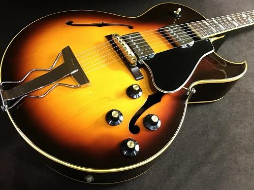 Gibson 買取 1968 ES-175D ヴィンテージギター 買取 京都 中古楽器 リサイクルショップ