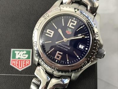 タグホイヤー リンク WT1113買取 高級時計買取なら東灘区 六甲の神戸MARUKAへ