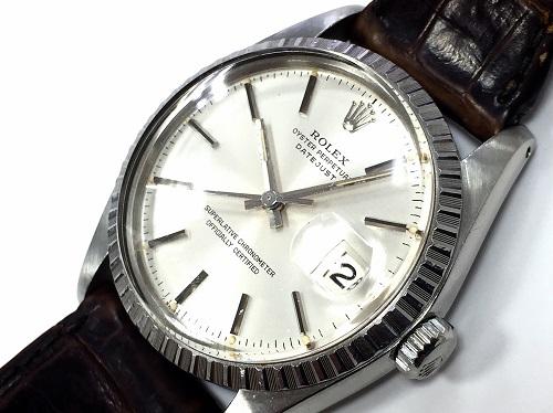 ロレックス買取 デイトジャスト 16030 腕時計買取 中古品 京都大宮 四条 西院 二条